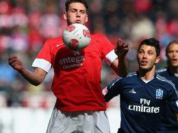 Wechselt von Rheinhessen ins Revier: Adam Szalai wird Schalker.