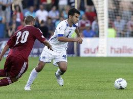 Zukünftig für Bayer am Ball: Innenverteidiger Emir Spahic.