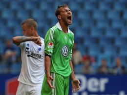 Bas Dost (VfL Wolfsburg)
