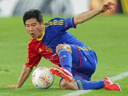 Einer für links hinten: Mainz holt Joo-Ho Park vom FC Basel.
