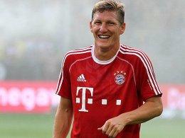 Fußballer des Jahres: Bastian Schweinsteiger.