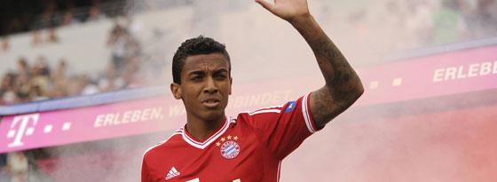 Die Münchner sind gesprächsbereit: Luiz Gustavos Abschied rückt näher.