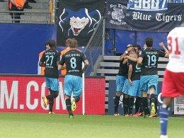 Firmino und Hoffenheim schießen den HSV ab.