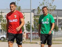 Raul Bobadilla und Markus Weinzierl