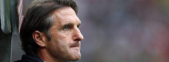 Bruno Labbadia ist beim VfB Stuttgart entlassen