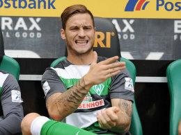 Marko Arnautovic verlässt Bremen offenbar Richtung Stoke.