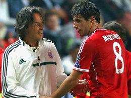 Martinez und Dr. Müller-Wohlfahrt