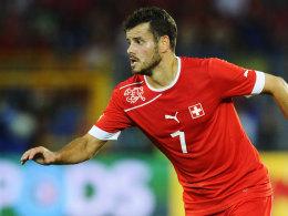 Erst zur Nationalmannschaft, dann zur Eintracht: Tranquillo Barnetta.