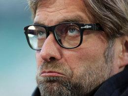 Für BVB-Trainer Jürgen Klopp wächst nach der Pleite der Druck - der nächste Gegner heißt FC Bayern.