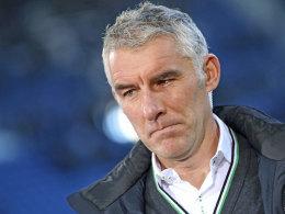 Muss sich mit seinem Team in Freiburg bewähren: 96-Coach Mirko Slomka.