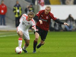Philipp Lahm und Sebastian Rode