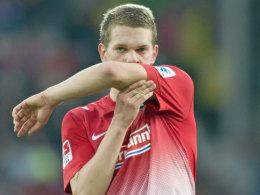 Traf im Test gegen Braunschweig: Freiburgs Matthias Ginter.