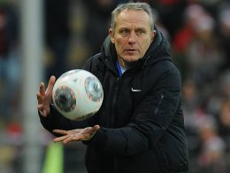 Freiburg-Coach Christian Streich
