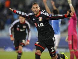 Führungsspieler und Champions-League-Torschütze: Ömer Toprak hat sich bei Bayer 04 einen hohen Stellenwert erarbeitet.