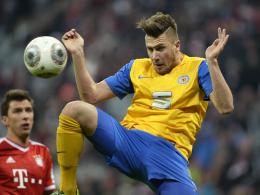 Hat mit Braunschweig und der Nationalmannschaft einiges vor: Der Bosnier Ermin Bicakcic.