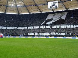 Gedenkfeier für Hermann Rieger