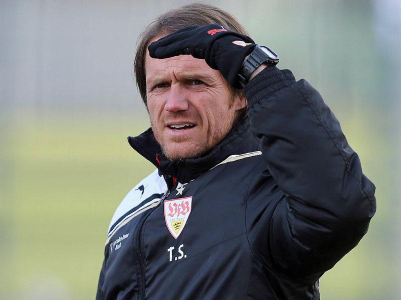VfB: Schneider bleibt Cheftrainer!