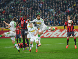 Trat nur beim 0:2 in Erscheinung: Berlins Ramos.