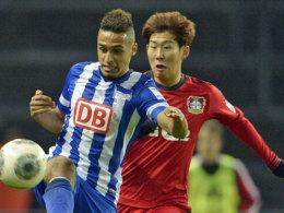 Soll seinen Vertrag bei der Hertha verlängern: Hany Mukhtar.
