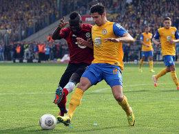 Didier Ya Konan gegen Marcel Correia