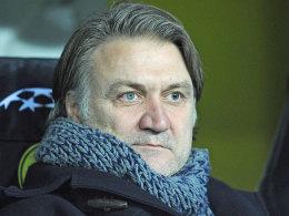 Dietmar Beiersdorfer könnte beim HSV wieder ein Thema werden.