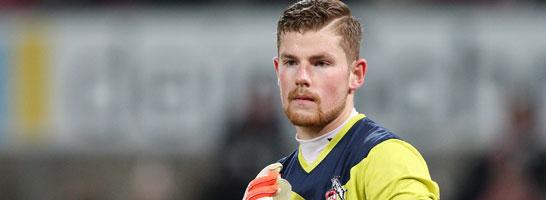 Bleibt dem FC erhalten: K�lns Schlussmann Timo Horn.
