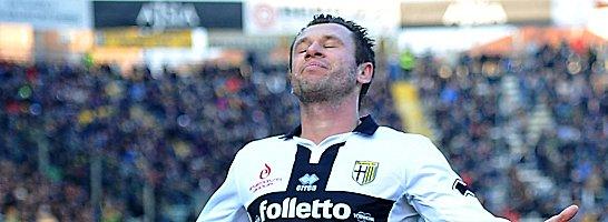 Bald in Mailand unterwegs? Antonio Cassano.