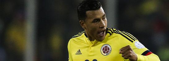 Nach einer starken Copa America geht Jeison Murillo zu Inter Mailand.