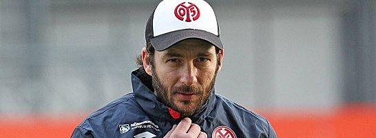 Auf Rangnicks Schirm? Sandro Schwarz trainiert die Mainzer U 23 mit Erfolg.