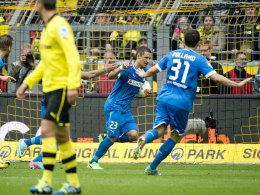 In der vergangenen Saison schaffte Hoffenheim dank Salihovics Elfmetertoren den Sprung auf Platz 16.