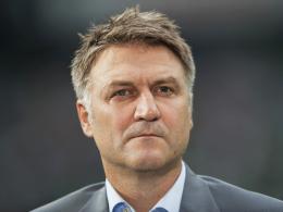 Zum Start ist er da: Dietmar Beiersdorfer klärte über Pfingsten in St. Petersburg weitere Details.