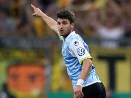 Für ihn geht es ein Liga höher: Moritz Stoppelkamp.