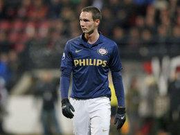 Läuft künftig für den FCA auf: Angreifer Tim Matavz kommt aus Eindhoven.
