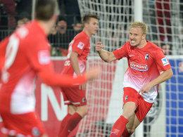 Mike Hanke (SC Freiburg)