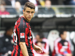 Wechsel zum Sportclub? Frankfurts Innenverteidiger Marc-Oliver Kempf steht kurz vor einem Transfer nach Freiburg.