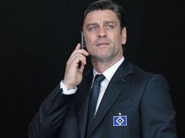 Nicht mehr beim HSV: Oliver Kreuzer.