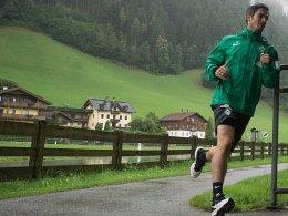 Gibt bei Werder Vollgas: Fin Bartels.