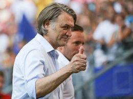 HSV-Klubchef Dietmar Beiersdorfer