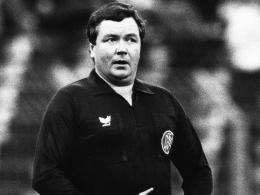 Am Samstag im Alter von 70 Jahren verstorben. Der ehemalige Bundesliga-Schiedsrichter Wolf-Dieter Ahlenfelder.