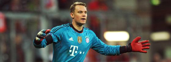Doublesieger, Weltmeister, Fußballer des Jahres: Bayern-Torhüter Manuel Neuer.