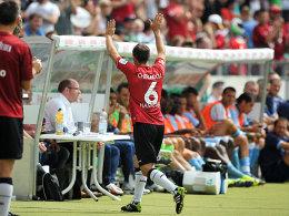 Letzter Auftritt als Spieler: Steven Cherundolo verabschiedet sich vom Profi-Fußball.