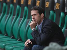 Werder-Geschäftsführer Thomas Eichin blickt auf die neue Spielzeit.