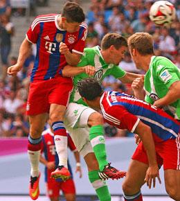 Lewandowski vs. Jung