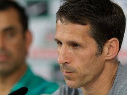 Werder-Manager Thomas Eichin