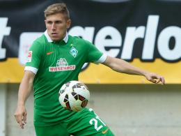 Zwickmühle: Werders Levent Aycicek will seinen Vertrag nicht verlängern, um sich dann ausleihen zu lassen.