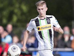 Das Gladbach-Trikot hat ausgedient: Sinan Kurt wechselt zum FC Bayern.