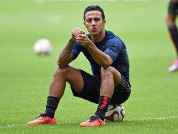 Thiago Alcantara muss sein Comeback weiter verschieben.
