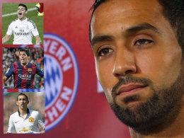 Internationale Topstars James, Luis Suarez und Di Maria meiden die Bundesliga - Benatia ist finanziell der BL-Toptransfer.