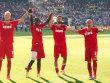 Der 1. FC K�ln nach dem 2:0 in Stuttgart