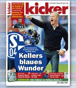 kicker, Ausgabe 80